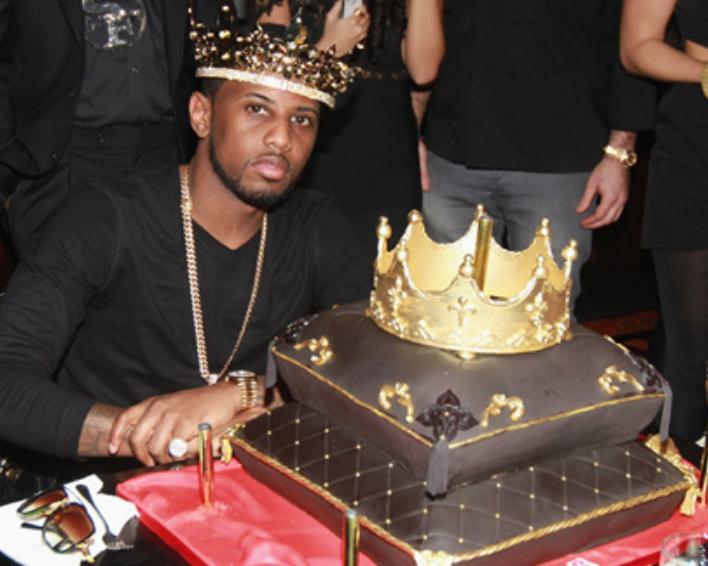 Fabolous Birthday Cake Crown